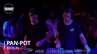 Pan-Pot Boiler Room Berlin DJ Set
