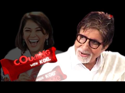 Xxx Mp4 On The Couch With Koel Superstar Amitabh Bachchan Couching With Koel 3gp Sex