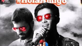 hola amigo song cut from rum by anirudh