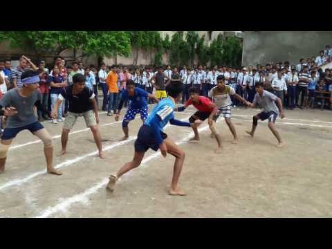 Xxx Mp4 Kabbadi Match 2k16 New Model High School Vs IG Desai High School 3gp Sex