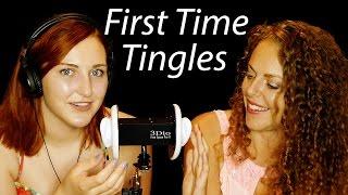 Watch Me Make Kendall Tingle! 2 Girls ASMR Ear Massage, Brushing, Whispering, Tapping