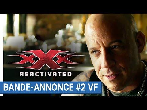 Xxx Mp4 XXx REACTIVATED Bande Annonce 2 VF Au Cinéma Le 18 Janvier 2017 3gp Sex