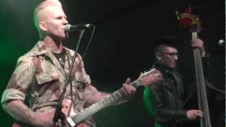 The Quakes - I Don't Come From Nowhere / Spirit Of The Cat - Pineda 2012