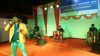 Jayesh singh stage show