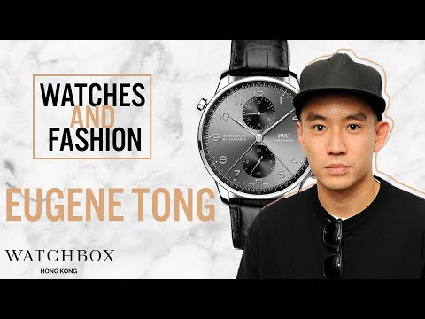 Xxx Mp4 Eugene Tong Talks His Watch Collection And The Fashion Industry 3gp Sex