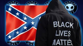 BLM wants to make Confederate Flags illegal