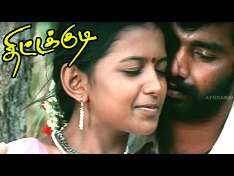 Thittakudi   Thittakudi full movie scenes   Ashwatha gets afraid of her marriage life   Ravi