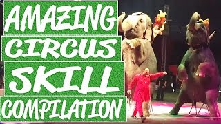 Amazing circus acts that will make you impressed || Best circus shows compilation