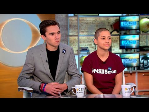 Xxx Mp4 Parkland Shooting Survivors On Activism We're What Every American Should Be 3gp Sex