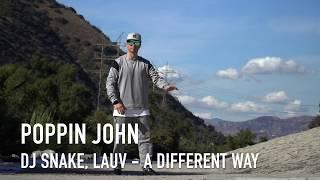 DJ Snake feat. Lauv | #ADifferentWay | DanceOn