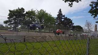Detroit GP - Stadium Trucks Fly!