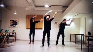 The Avicii Levels dance!