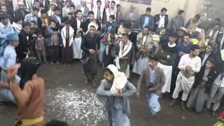 احلى رقص يمني في زفة عرس صنعاني تصوير عزيز الحربي