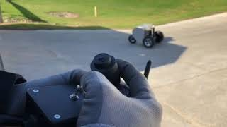 X2 Wireless remote control tow dolly by TRAX POWER DOLLY SYSTEMS INC.
