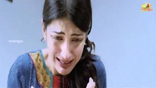 3 Movie Scenes | Shruthi Hassan Crying for Dhanush