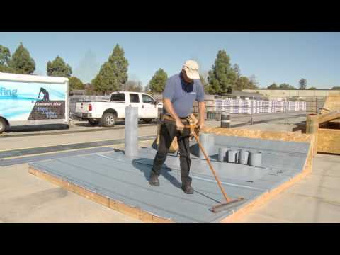 Xxx Mp4 Application Of Flintlastic SA 2 Ply And 3 Ply Self Adhered Roof Systems 3gp Sex