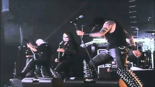 Dimmu Borgir Live Ozzfest 2004
