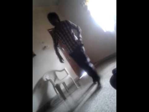 Abhishek making fun of bihari song