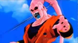 Dragonball Z Vegito Candy vs Majin Buu HD (NOT AMV)