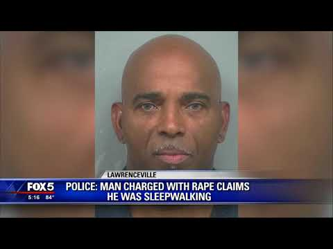 Xxx Mp4 Police Say Man Charged With Rape Claims He Was Sleepwalking 3gp Sex