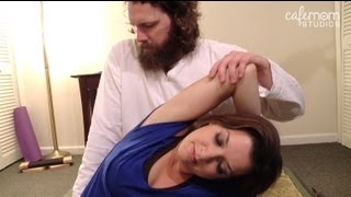 Let's Try Thai Yoga Massage! - I'll Take That Dare - Episode 8