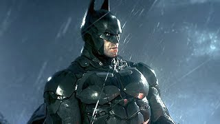 Batman Arkham Knight Trailer PS4 Xbox One PC