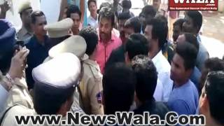 Raja Singh arrested at Goshamehal for protesting against beef festival