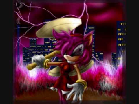 Gothic Sonic Characters and their evil forms