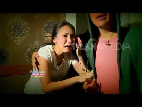 BROWNIS - Ekspresi Ayu Masuk Ke The Conjuring House, Kocakk Lho !!! (25318) Part 3