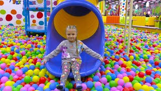Indoor Playround for kids Family Fun | Entertainment Playarea for Children