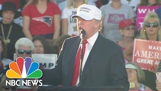 Donald Trump Promises To Repeal Obamacare If Elected | NBC News