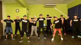 Dedicated By Twister Dance Academy (Popping Routine)