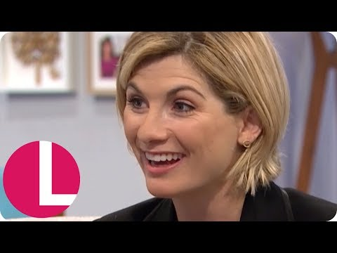 Jodie Whittaker s Reaction to Landing the Doctor Who Role Lorraine