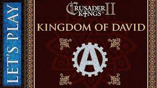 Let's Play Crusader Kings 2 The Kingdom of David 1