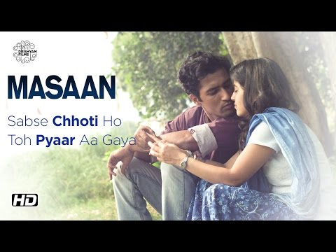 Xxx Mp4 MASAAN Sabse Chhoti Ho Toh Pyaar Aa Gaya Now On DVD Vicky Kaushal Shweta Tripathi 3gp Sex