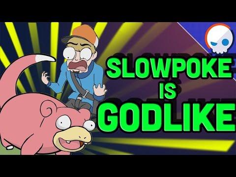 Pokemon Theory Slowpoke is Omniscient Gnoggin