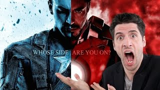 Captain America 3 is Marvel's Civil War!