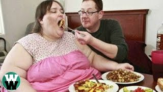 10 People Who ATE Themselves To Death!