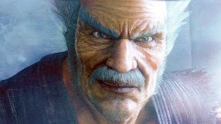 TEKKEN 7 All Cutscenes Movie