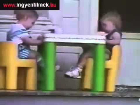 Caidas chistosas de bebes