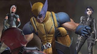 ENCONTRAMOS OS X-MEN & WOLVERINE! - (04) Deadpool The Video Game