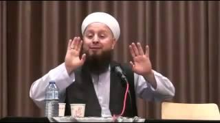 Mustafa Özşimşekler Hoca  Almanya Sohbeti 2013 -Alemlere Rahmet Hz. Muhammed sav