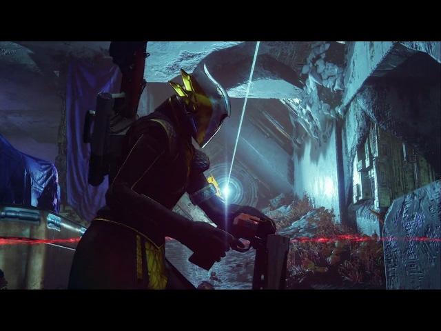 Destiny 2: Inverted Spire Strike Gameplay as Warlock