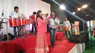 Savan Raval Aasha Raval live Parogram