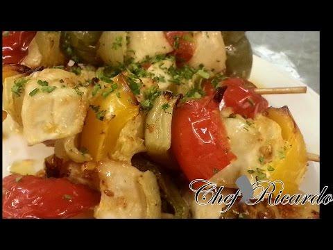 Kebab chicken recipe tips