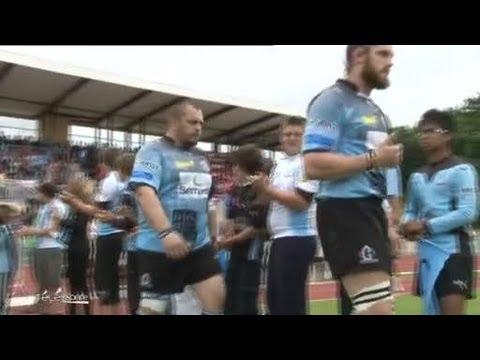 RC Massy: le rêve réalisé! Rugby