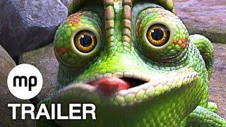 ROBINSON CRUSOE Trailer German Deutsch (2016)