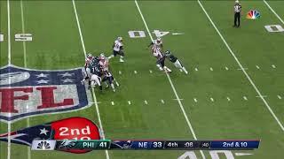 Last Play of Super Bowl 52
