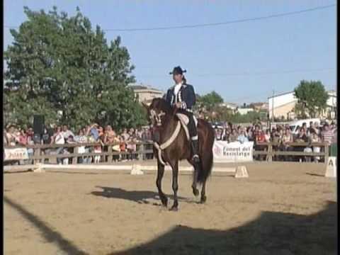 Vandido en la Fira del Cavall de Sabadell Mayo 2009