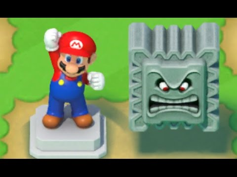Super Mario Run - Thwomp Statue Unlocked - Toad Rally (Road to 99,999 Toads)